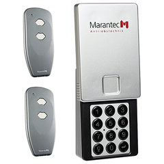 Wireless Keyless Entry System and 2 Transmitters Set