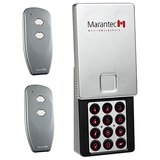Wireless Keyless Entry System & 2 Transmitters Set Lights On