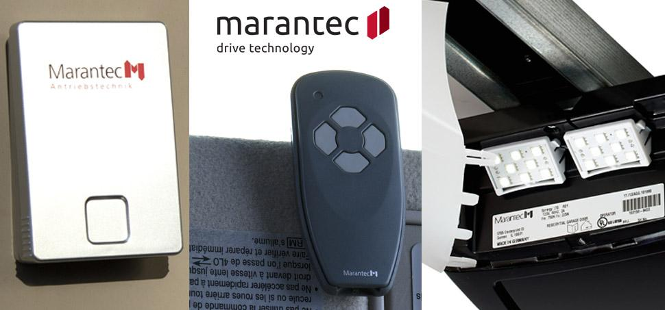 Marantec Synergy Family of Garage Door Openers