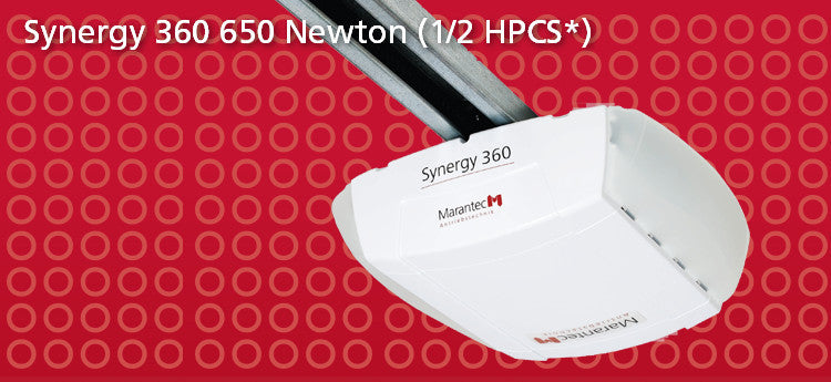 Synergy 360 Garage Door Opener