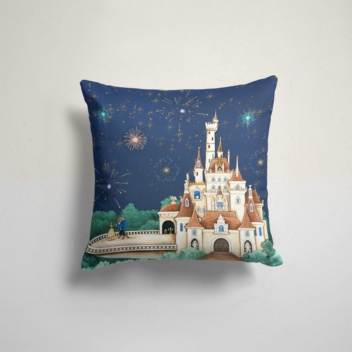 "5"" x 7"" Beauty and the Beast Paper Print"