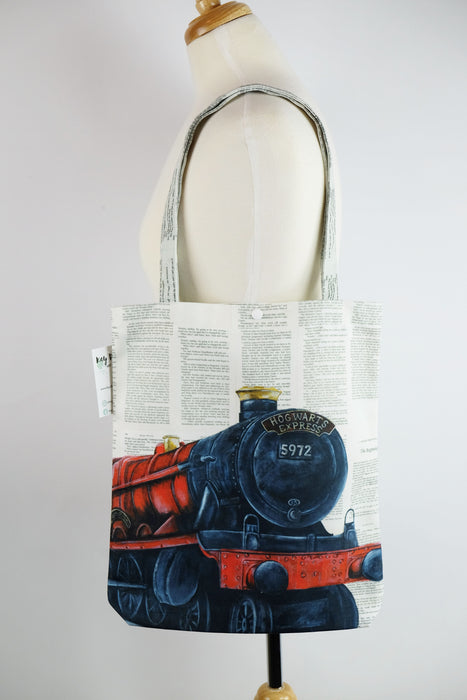 Tote Bag of The Hogwarts Express