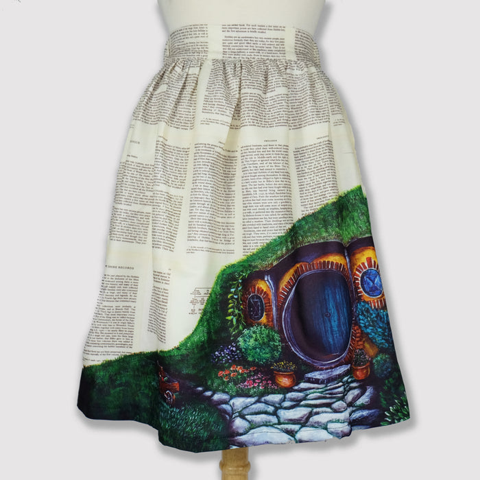 Hobbiton NEW Skirt with Pockets