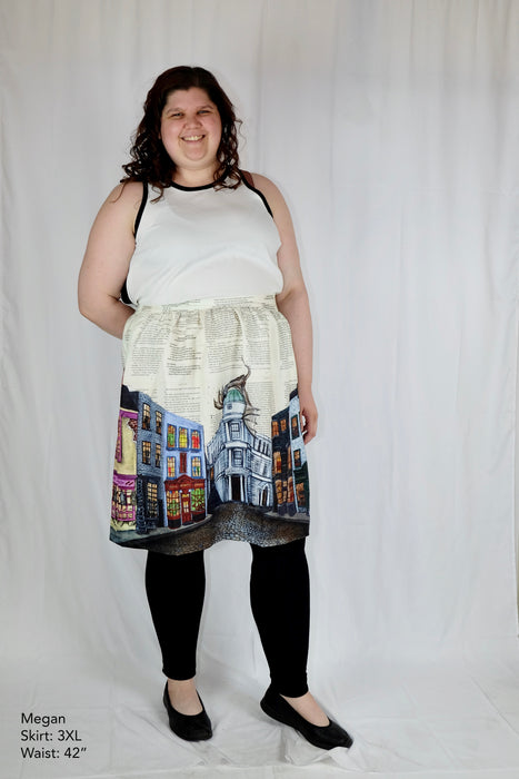 You're a Wizard Skirt with Pockets