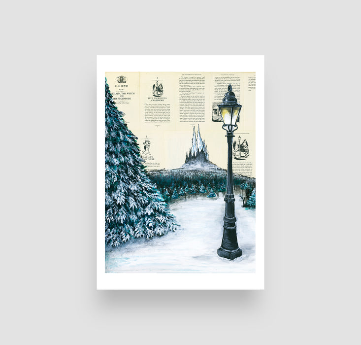 "5"" x 7"" Chronicles of Narnia Paper Print"