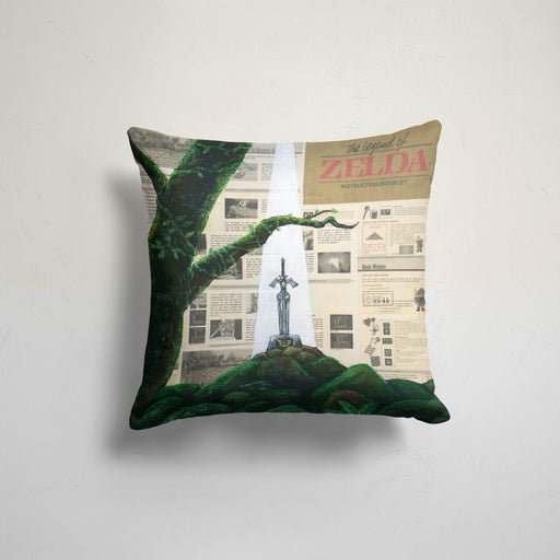 Pillow Case of Legend of Zelda Master Sword
