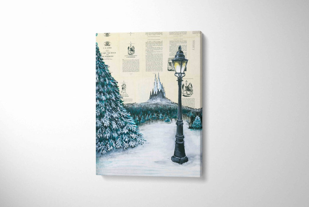 Canvas Print of The Chronicles of Narnia