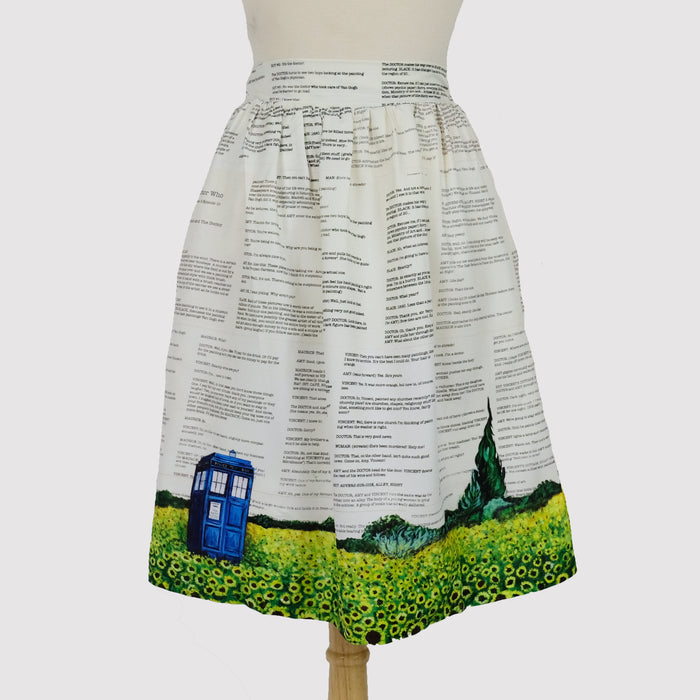 The Doctor Skirt with Pockets