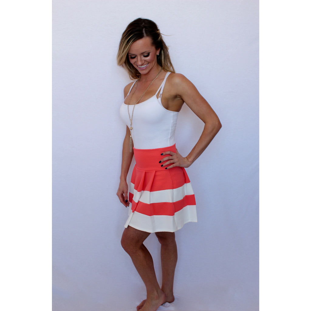 Tennis Skirt,(product_type) - Peace Love and Royalty Boutique -online boutique- cute skirts