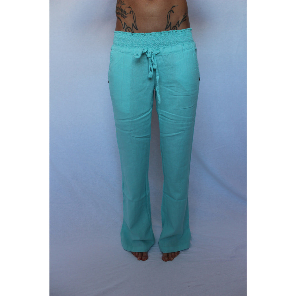 Mint Linen Pants,(product_type), (product description) - boutique clothing, peace Love and royalty boutique