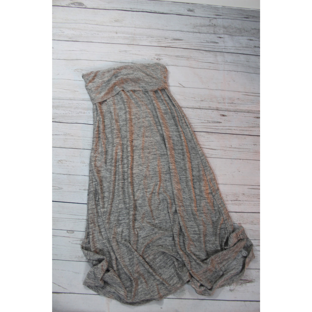 Lightweight Heather Maxi Skirt,(product_type), (product description) - boutique clothing, peace Love and royalty boutique