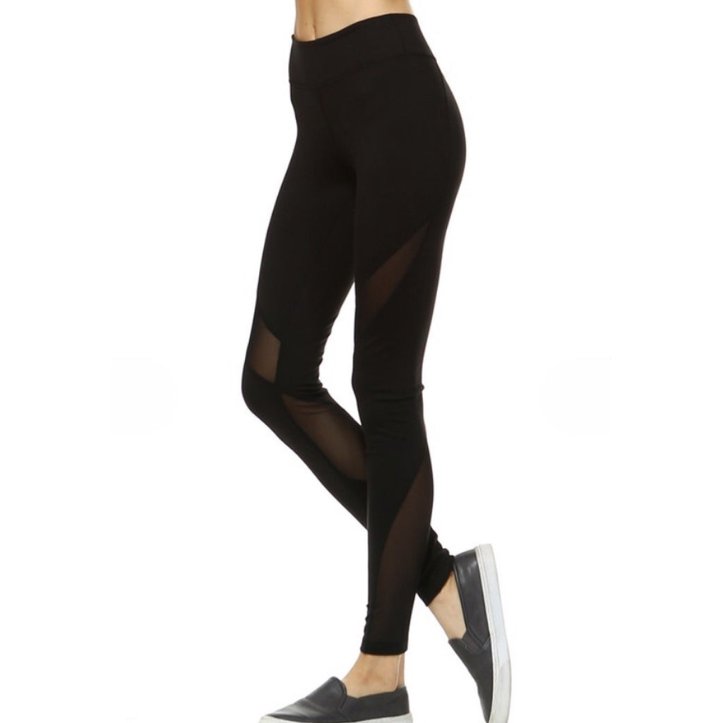 Wrap me in Mesh Leggings,(product_type), (product description) - boutique clothing, peace Love and royalty boutique
