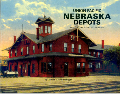 Union Pacific Nebraska Depots and a few other structures