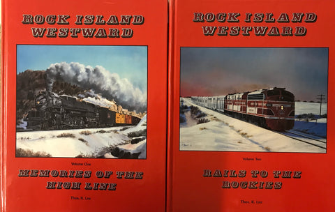Rock Island Westward Vol.1 & 2