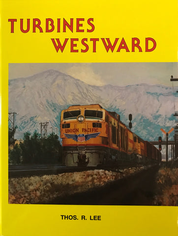 Turbines Westward (Hardback)