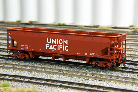 UP HK-70-1 Hopper 1969 Version Unnumbered with20-inch white Union Pacific