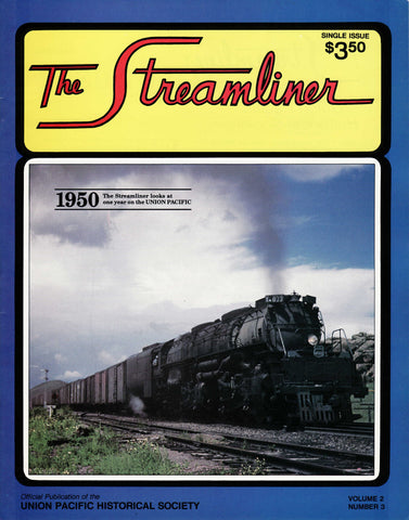 Vol. 2 No. 3 July 1986