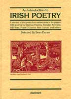 An Introduction to Irish Poetry - book and cassette pack edited by Sean Dunne