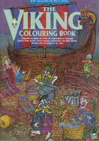 The Viking Colouring Book - Joy Elizabeth Mitchell