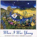 When I Was Young - Padraigin Ni Uallachain, Len Graham and Garry O Briain - CD
