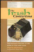 The Irish Concertina - Mick Bramich - cassette