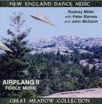 Airplang11 : Fiddle Music - Rodney Miller - CD