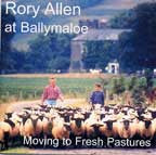 Moving to Fresh Pastures. Rory Allen at Ballymaloe