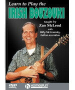 Learn to Play the Irish Bouzouki - Zan McLeod