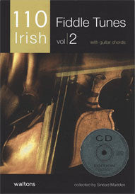 110 Irish Fiddle Tunes -  Vol 2 - Sinead Madden