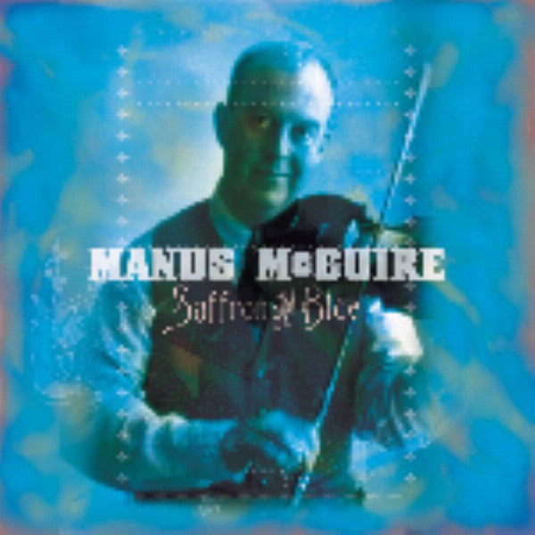 Saffron and Blue - Manus McGuire