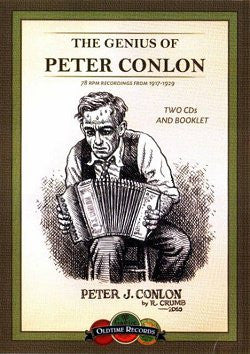 The Genius of Peter Conlon: 78 RPM recordings from 1917 - 1929