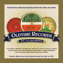 Oldtime Records - Vol 1