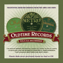 Oldtime Records Vol 2 - US Recordings