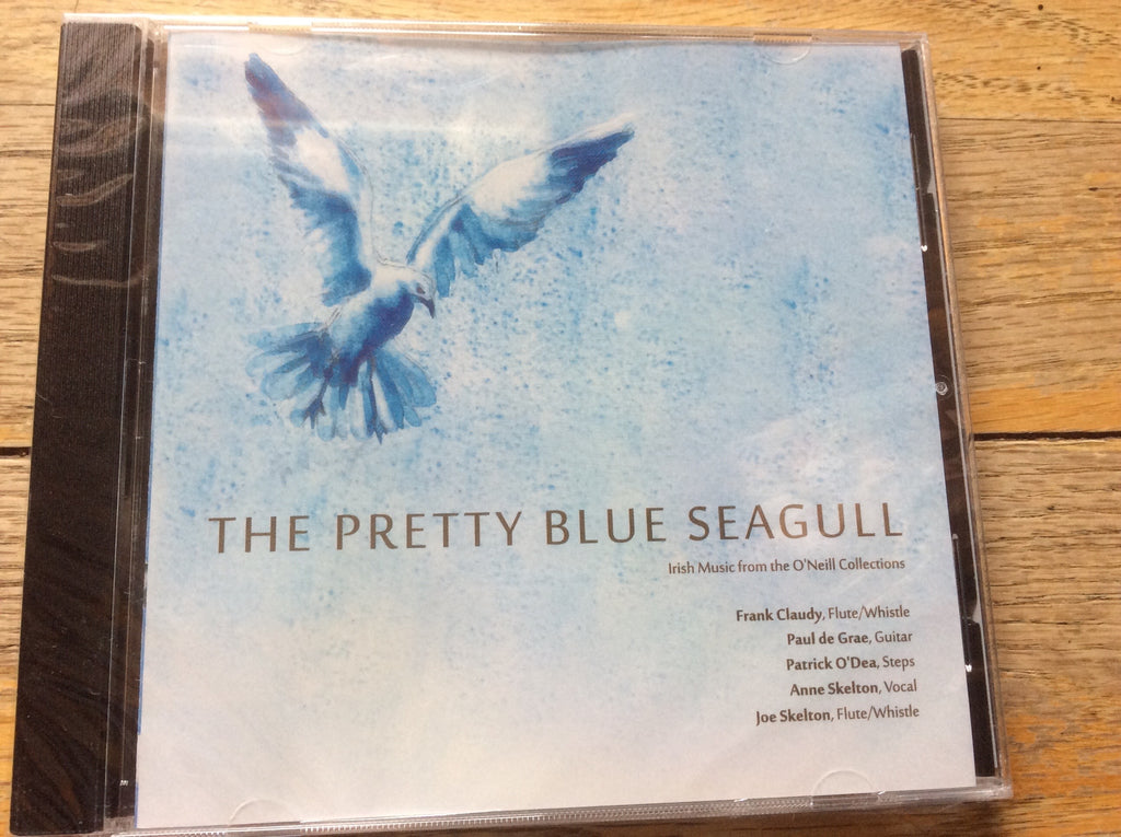 The Pretty Blue Seagull - Frank Claudy