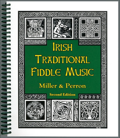 Irish Traditional Fiddle Music - Miller & Perron