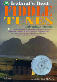 110 Ireland's Best Fiddle Tunes - Vol 1