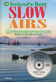 110 Ireland's Best Slow Airs - Waltons