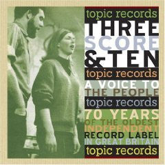 Three Score & Ten - A Voice to the People [Box set]