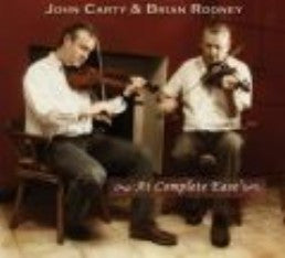At Complete Ease - John Carty & Brian Rooney