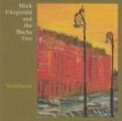 Streetwise - Mick Fitzgerald and The Bacha Trio