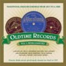 Oldtime Records Vol 3 - Piping Rarities