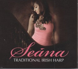 Se�na Traditional Irish Harp - Seana Davey