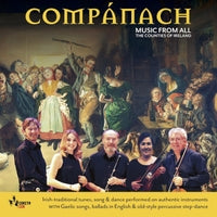 COMPANACH : Music From All The Counties Of Ireland - Various