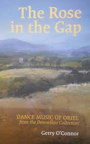 The Rose In The Gap Tunebook Hardcover- Gerry O'Connor