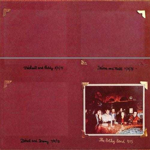 The Bothy Band -1975: The First Album