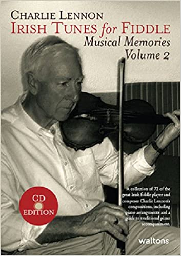 Musical Memories Volume 2 - Charlie Lennon  CD + Book Edition