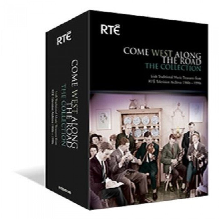 Come West Along the Road - The Collection 1-4 Box Set
