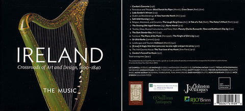 IRELAND: Crossroads of Art and Design, 1690-1840  THE MUSIC
