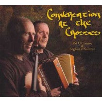 CONVERSATION AT THE CROSSES - PAT O CONNOR & EOGHAN O SULLIVAN