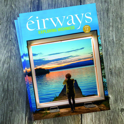 EIRWAYS Magazine   Issue #2 - Kieran O'Hare, Kevin O'Brien